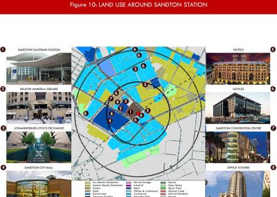 South African Cities Network – Transit Oriented Development Research