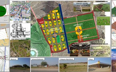 Tswaing High Level Urban Design Framework – Stinkwater